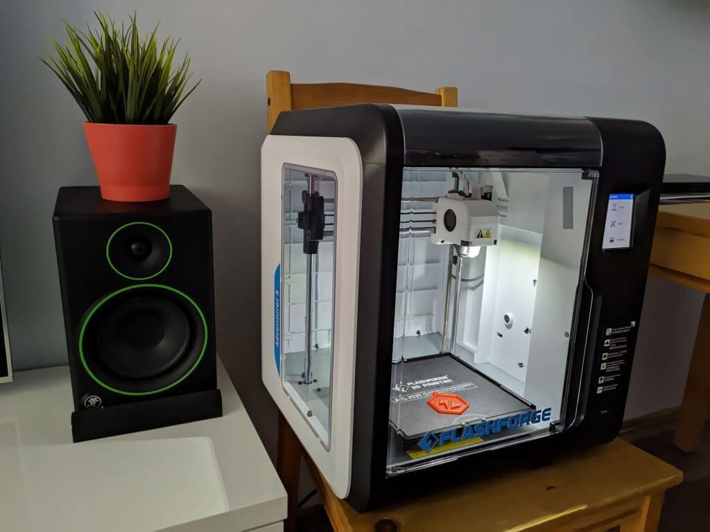 3d printer - SparkLab