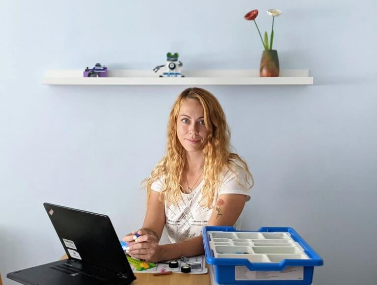 Диляна Петрова - основател на SparkLab